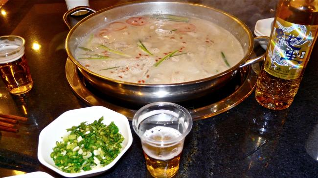 Hot Pot in Chongqing