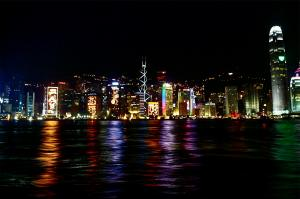 Hong-Kong Skyline