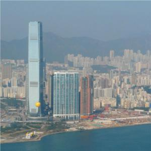 International Commerce Centre Hongkong