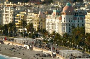 Hotel Negresco in Nizza