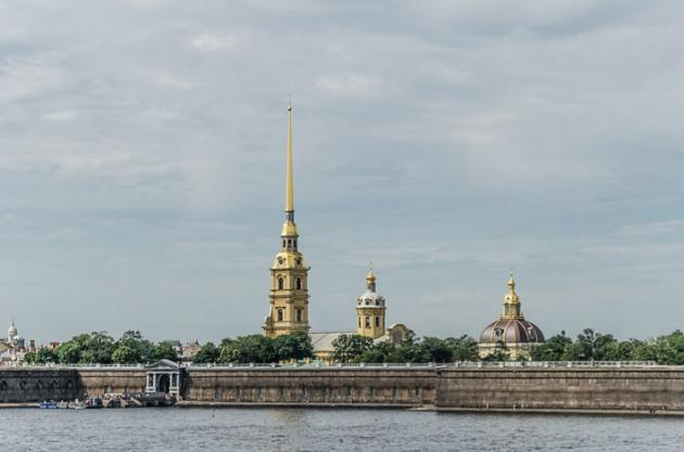 Peter-und-Paul-Festung in St. Petersburg