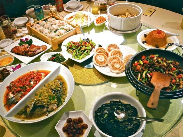chinesisch essen in hunan