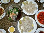 essen in china teigtaschen
