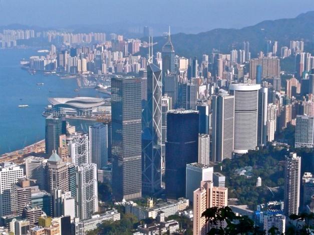 central hong-kong