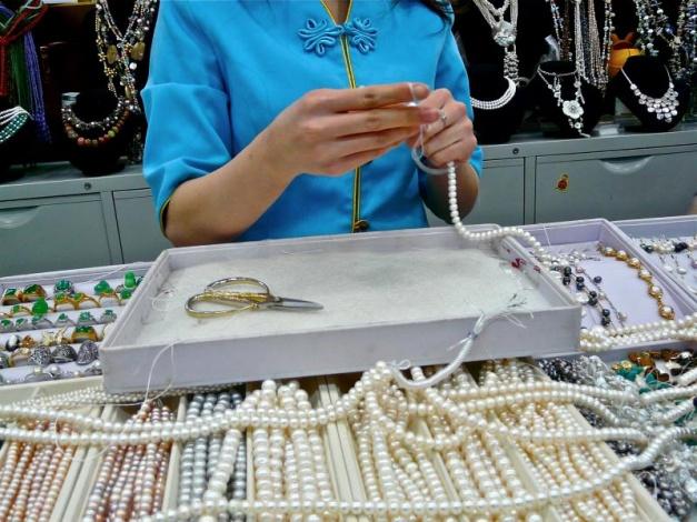 chinesische perlen
