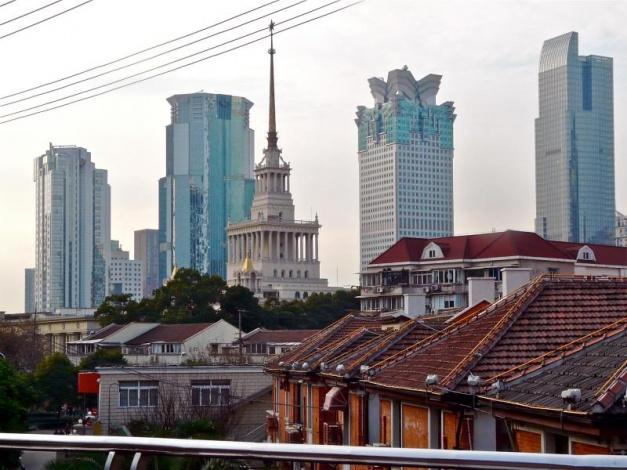 shanghai architektur