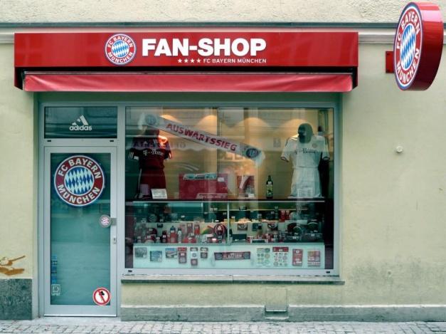 fc bayern munchen fanshop