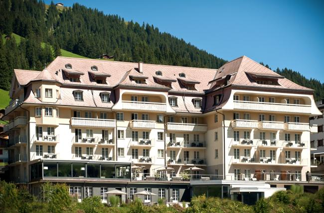 Hotel The Cambrian Adelboden