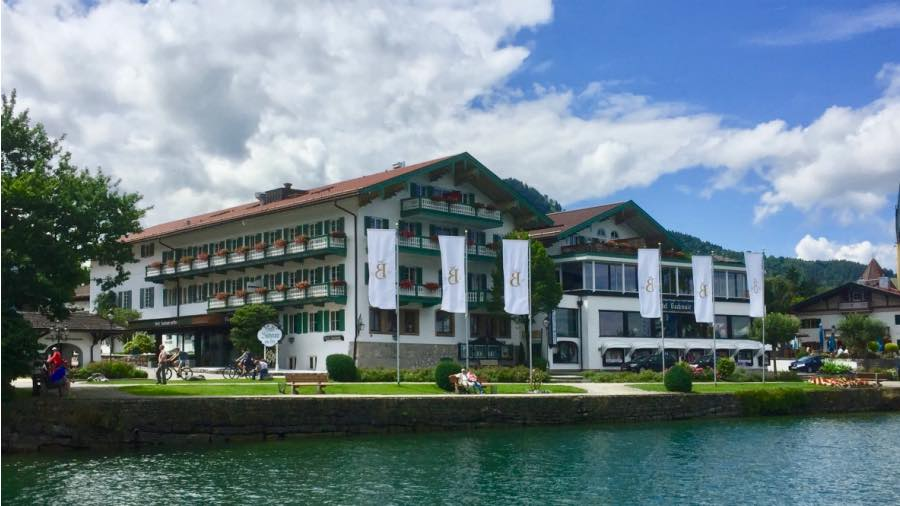 Hotel Bachmair am See in Rottach-Egern
